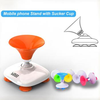 Mini Cellphone Holder with Suction Cup
