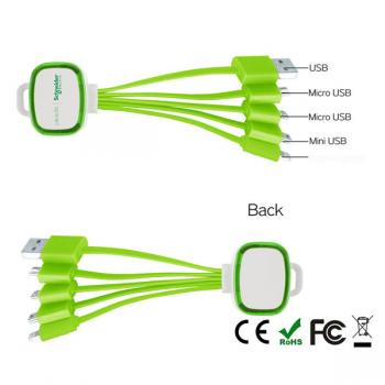 led ring usb cable
