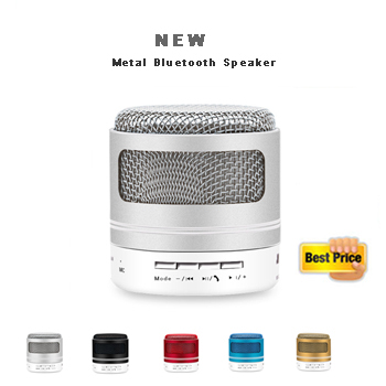 New Metal BT Speaker