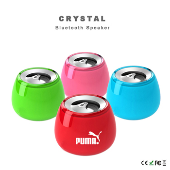 Crystal Ball BT Speaker
