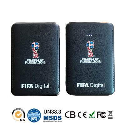 FIFA powerbank 6000mah