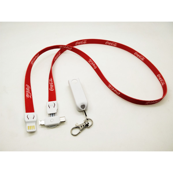 3in1 lanyard usb cable