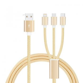 3in1 charging cable